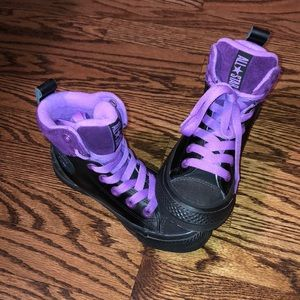 Girls Converse All Star Chuck Taylor